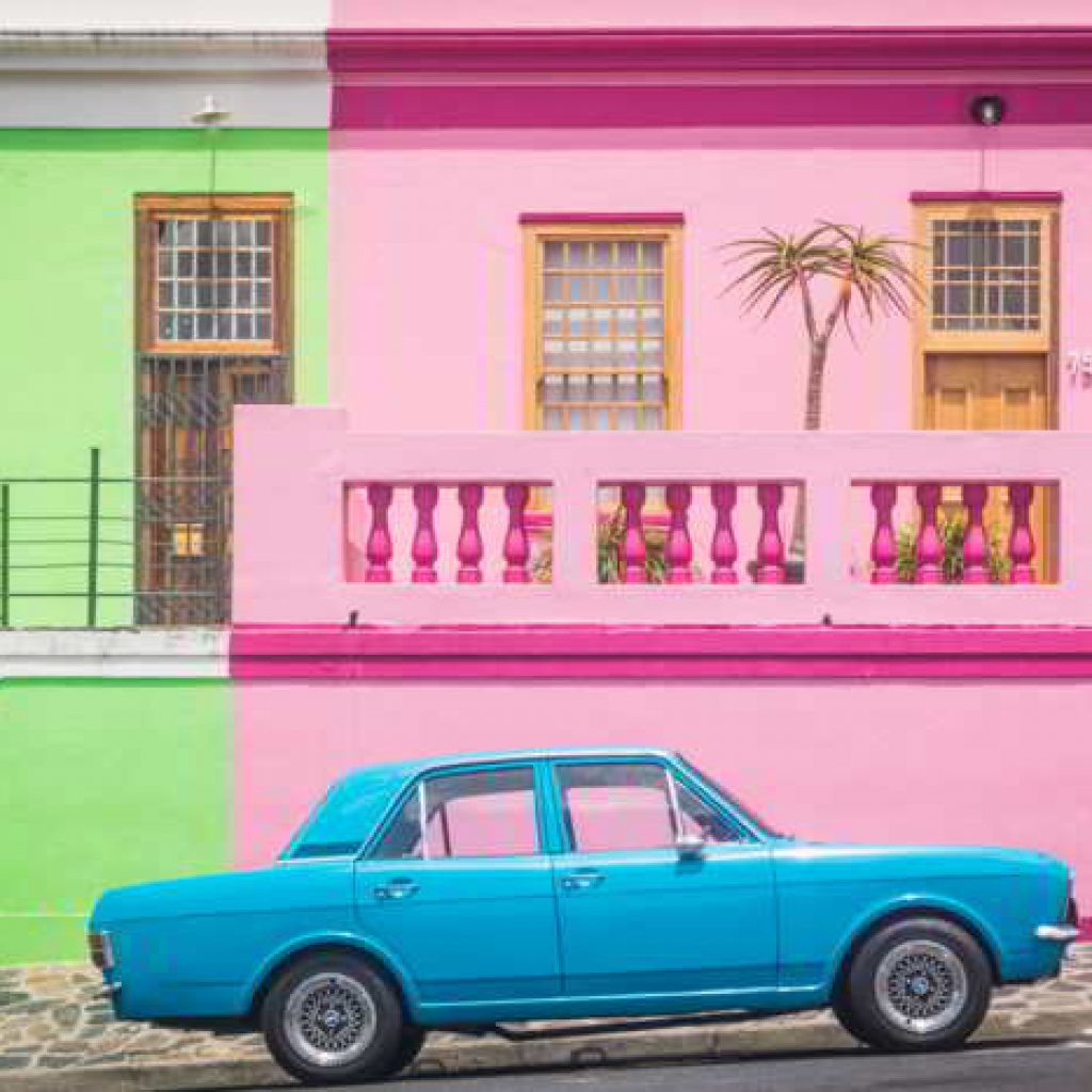 Visit the Bo-Kaap