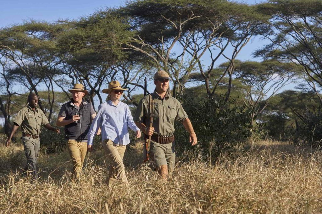 Guided Safari Hikes