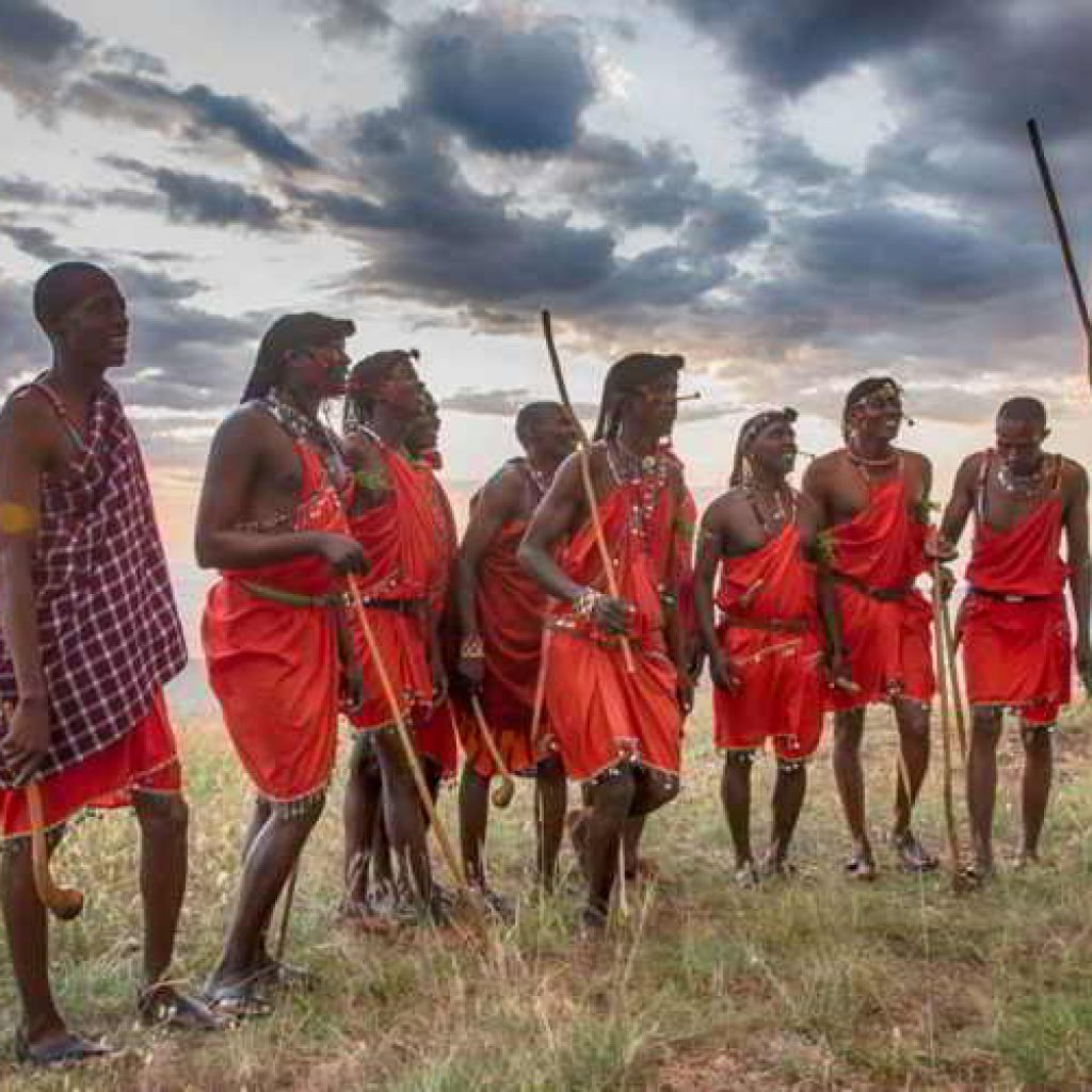Meet the Massai Warriors