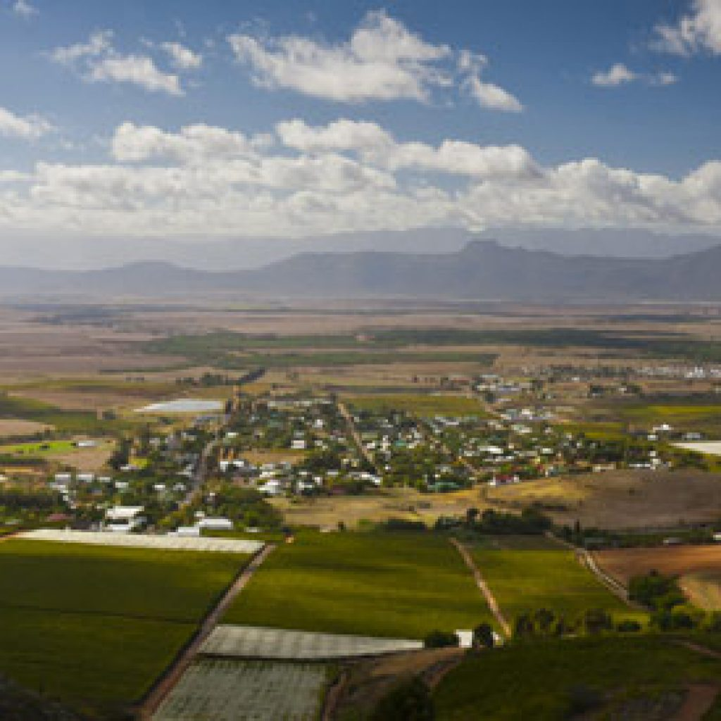 West Coast Wine Route