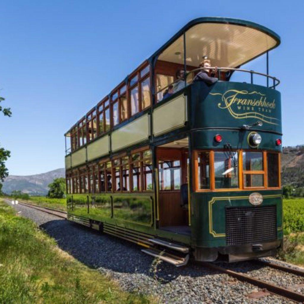 Franschhoek tram