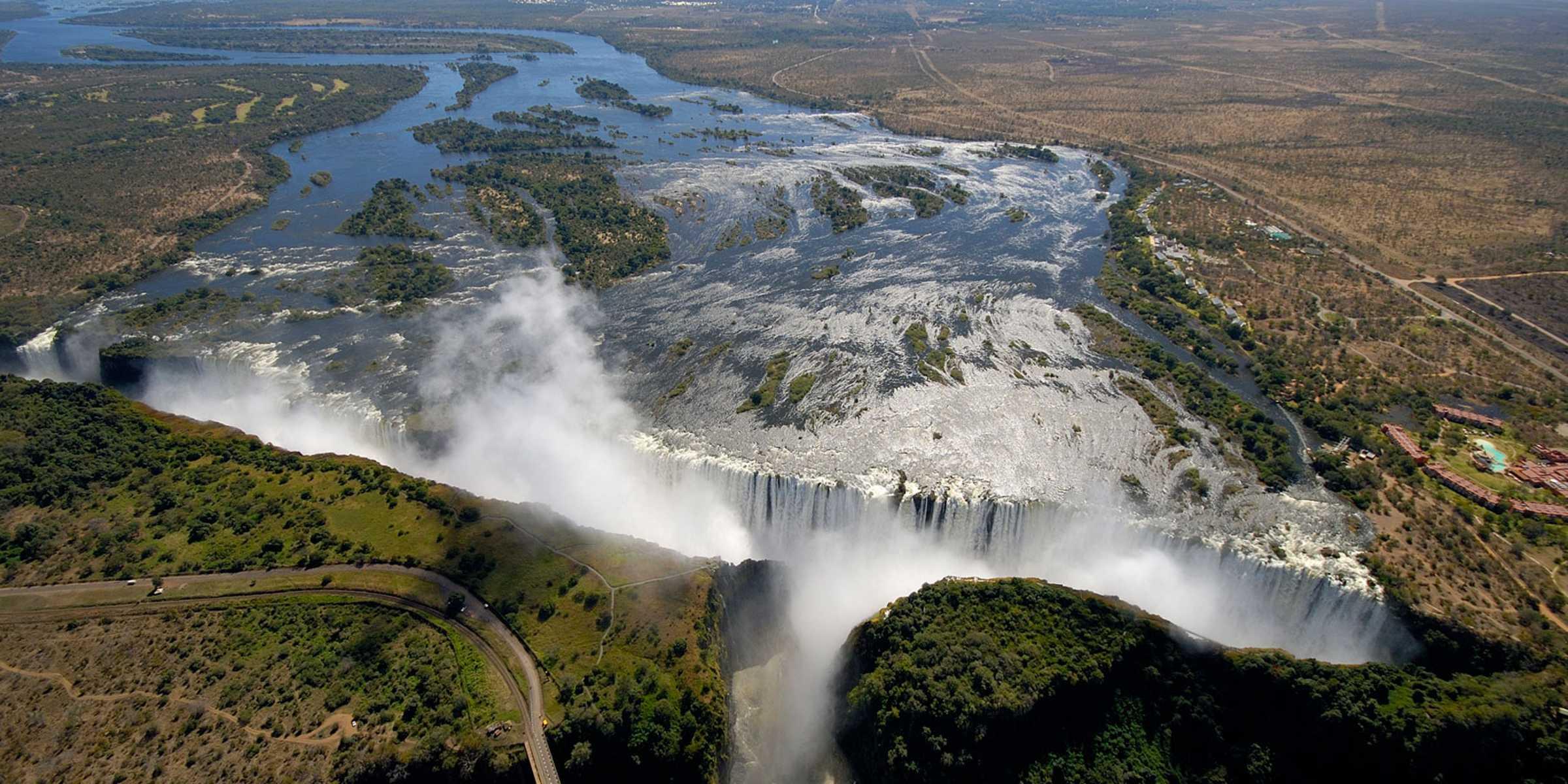 Destinations Victoria Falls Greenlife Safaris Africa
